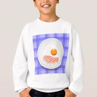 egg bacon sweatshirt