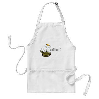 Egg-cellent apron