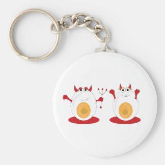 Egg Devils Key Chains