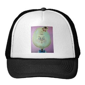 egg head trucker hat