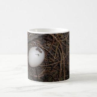 Egg in Nest Coffee Mug