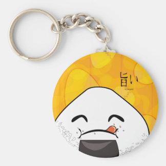 Egg it! keychain