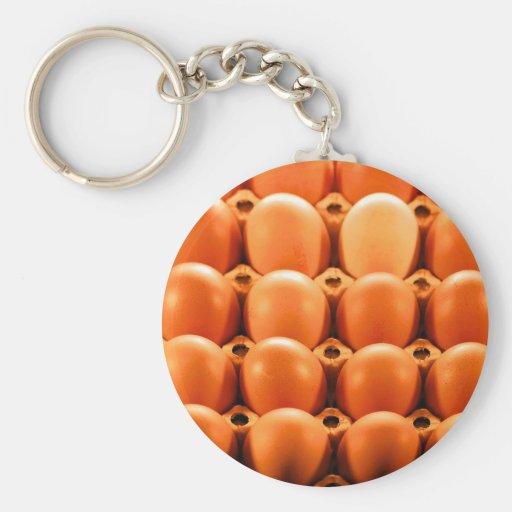 egg keychains