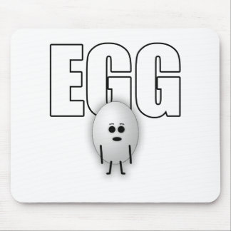 EGG MOUSE PAD