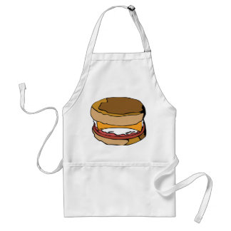 Egg muffin standard apron