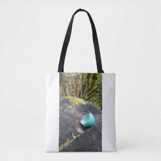 Egg of spring tote bag