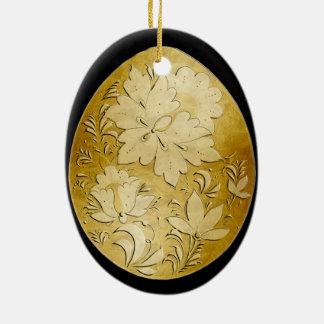 Egg Ornament - Russian Folk Art 35 - BB