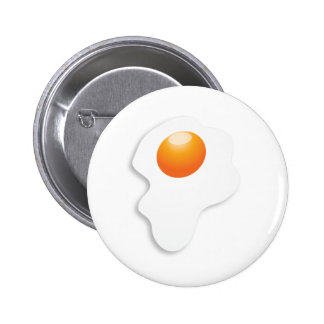 EGG Sunny Side Up Button