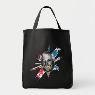 Egg Tart | Black Tote Bag