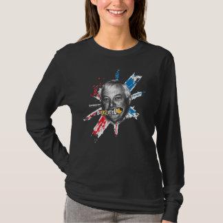 Egg Tart | Black Women Long Sleeve T-Shirt