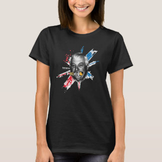 Egg Tart | Black Women T-Shirt