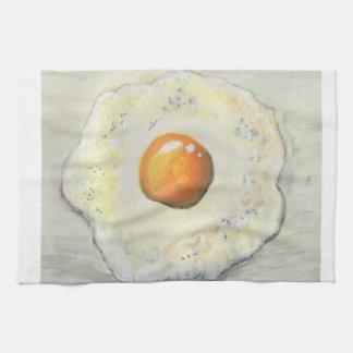 Egg Tea Towel