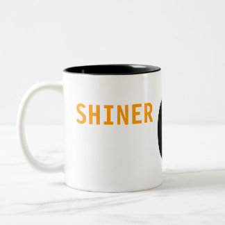 egg two, SHINER, THE EGG Two-Tone Coffee Mug