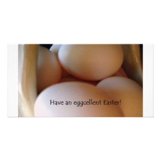 Eggcellent Easter Photo Card Template