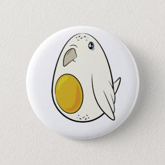 Eggie Birble 2 Inch Round Button