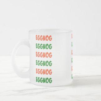 Eggnog Frosted Mug