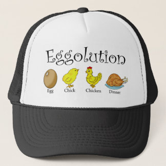 Eggolution Hat
