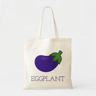 Eggplant Tote Bag