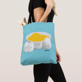 Eggs and Egg Yolks | Tote Bag