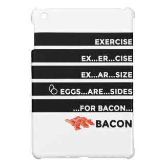 Eggs Are Sides For Bacon Case For The iPad Mini