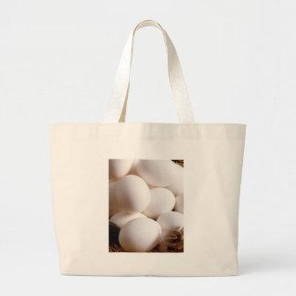 Eggs Canvas Bags