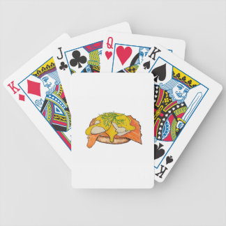 Eggs Benny Bicycle Playing Cards