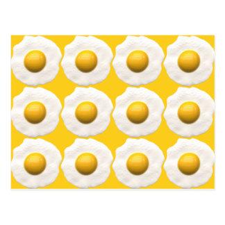 Eggs Over Easy Postcard