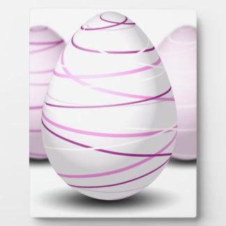 Eggs Plaque