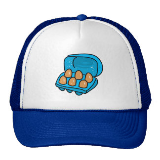 eggs trucker hat