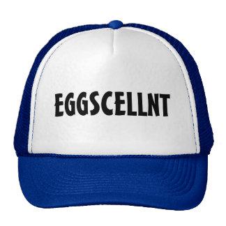 Eggscellnt Hat