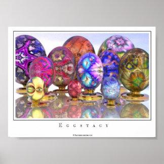 Eggstacy Poster