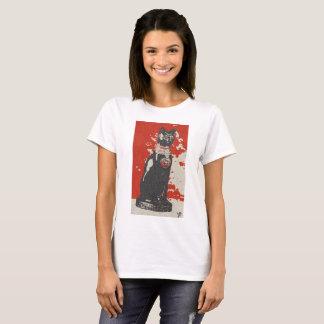 Egipt bastet cat female design art colour history T-Shirt