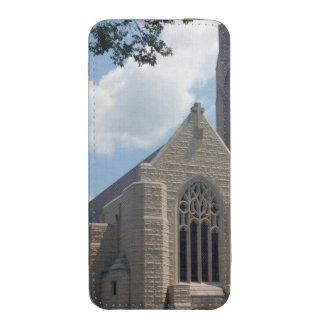 Église de cathédrale pochette pour portable