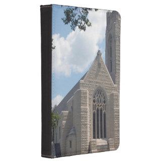 Église de cathédrale coque kindle touch