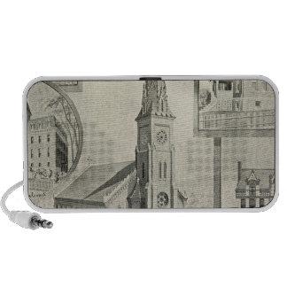 Église de la conception impeccable, Waterbury Haut-parleurs De Voyage