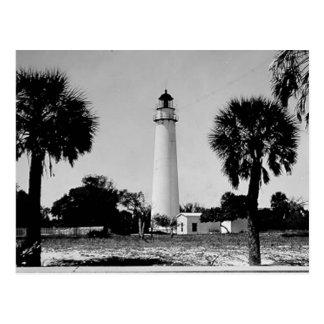 Egmont Key Lighthouse Postcard
