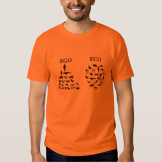 EGO ECO? TEE SHIRTS