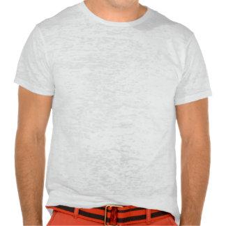 """""""Ego sum, qui sum"""" Burnout T-Shirt (Fitted)"""