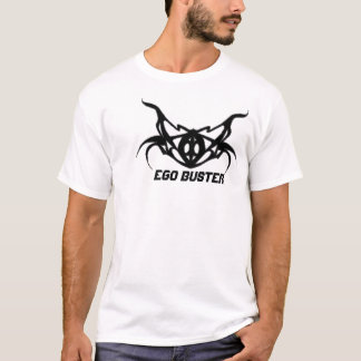 egobuster black logo shirt