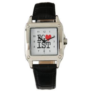 Egoist Red Heart Watch
