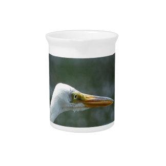 egret beverage pitcher