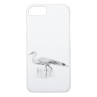 Egret iPhone 8/7 Case