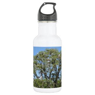 Egrets in a Tree Liberty Bottle