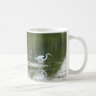 Egrets Pair Mug