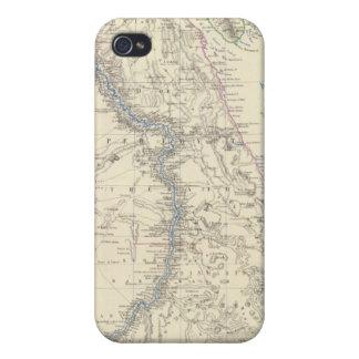 Egypt, Arabia Petraea, Nubia Covers For iPhone 4