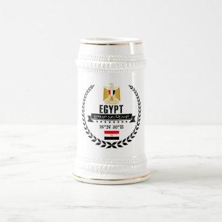 Egypt Beer Stein
