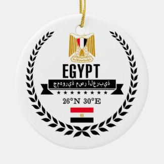 Egypt Ceramic Ornament
