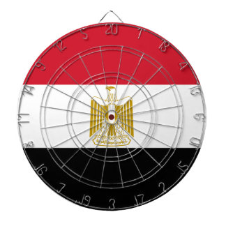 Egypt Flag Dartboard