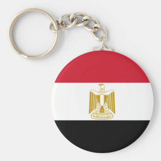 Egypt Flag Keychain