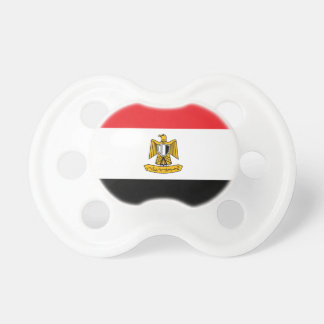 Egypt Flag Pacifier